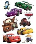 Cars muurstickers XL set Takel