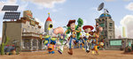 Toy Story behang poster H