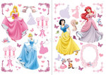 Disney Princess muurstickers XL set