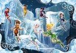 Disney Fairies fotobehang Winter L