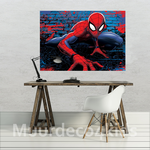 Spiderman poster Marvel