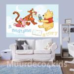 Winnie the Pooh behang Bedtime V2