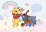 Winnie the Pooh poster Best Friends