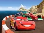 Cars vlies behang Race XL
