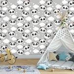 Baby Panda behang Sterren