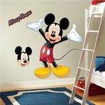 Mickey Mouse muursticker RoomMates