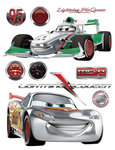 Cars Race muurstickers XL NW