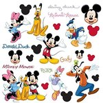 Mickey Mouse & Friends muurstickers