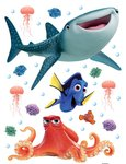 Finding Dory muurstickers XL
