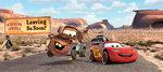 Cars Radiator Springs poster