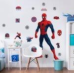 Spiderman muursticker XXL