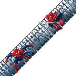 Spiderman behangrand 20cm hoog