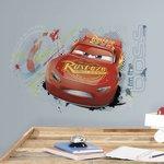 Cars muurstickers McQueen RoomMates