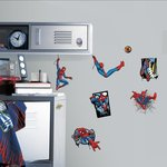 Spiderman muurstickers