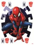 Spiderman muurstickers Xl Spider