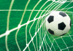 Voetbal behang GOAL XL