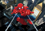 Spiderman fotobehang XL