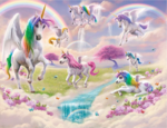Magical unicorns behang - WT