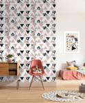101 Dalmatiërs fotobehang - driehoeken