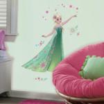 Frozen Fever Elsa muursticker RMK3017GM