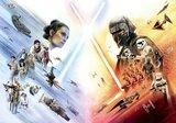 Star Wars behang Movie Poster Wide