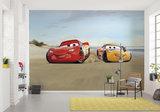 Cars Beach Race behang