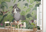 Jungle Book behang Welcome to the Jungle