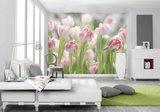 Tulpen fotobehang Secret Garden