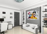 Mickey en Minnie Mouse poster S