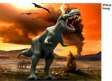 Dinosaurus fotobehang T-Rex XL