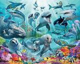 Onderwater behang Under the Sea