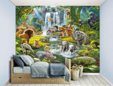 Walltastic Jungle Adventure behang