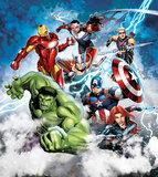 Avengers behang M