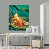 Lion King canvas art