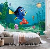 Finding Nemo behang Dory