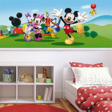 Mickey Mouse Disney Club poster H