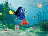 Finding Dory / Nemo VLIES fotobehang XL