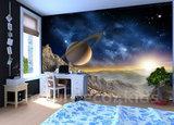 Space vlies fotobehang XL