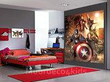 Avengers vlies fotobehang M