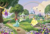 Disney Princess fotobehang Rainbow