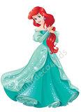 Disney Princess muursticker Ariel