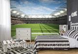 Voetbal Stadion fotobehang 4