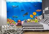 Onderwaterwereld behang