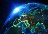 Aarde fotobehang Blue Planet