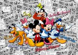 Disney Club fotobehang AG