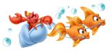 Ariel muurstickers