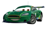 Disney Cars muurstickers