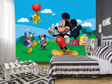 Mickey Mouse fotobehang XL vlies