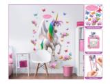 Magical unicorn muursticker Walltastic