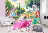 Disney Princess behang Palace Pets